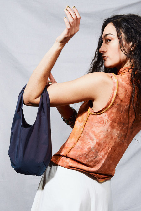 Kahle Short Bag - Moonstone