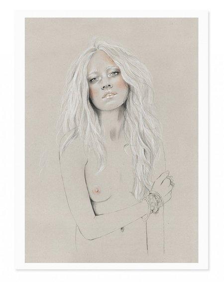 Kelly Thompson #13 Art Print