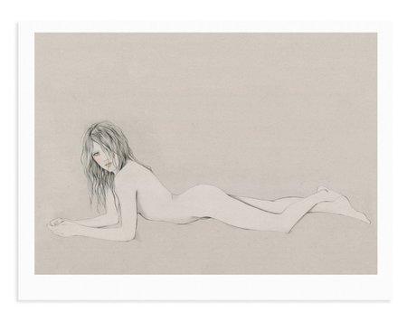 Kelly Thompson #20 Art Print