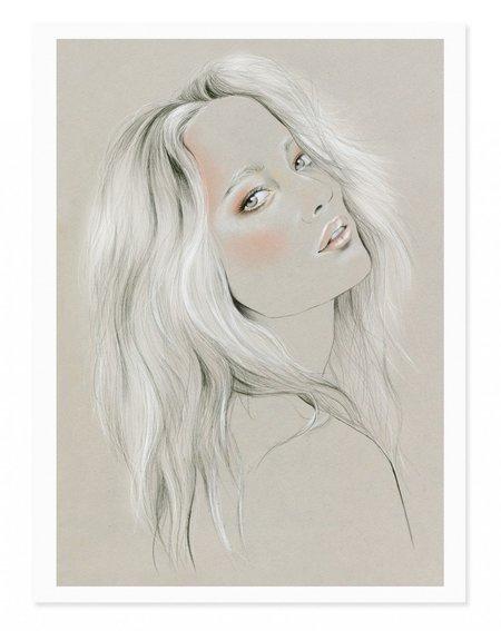 Kelly Thompson #3 Art Print