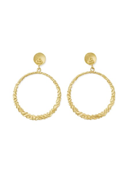 Love & Object Olympia Collection Alessa Earrings