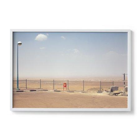 Chris Sisarich Red Bin - Abu Dhabi