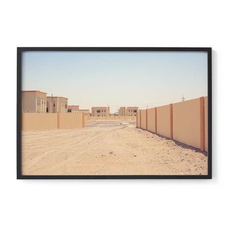 Chris Sisarich Yellow Houses 2 - Abu Dhabi