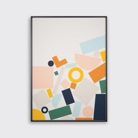 Tom Pigeon Stack print