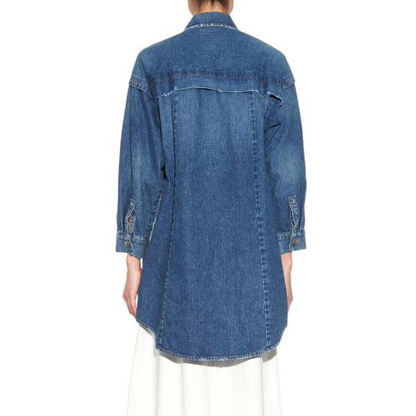 Rachel Comey Clovis Denim Mini Dress