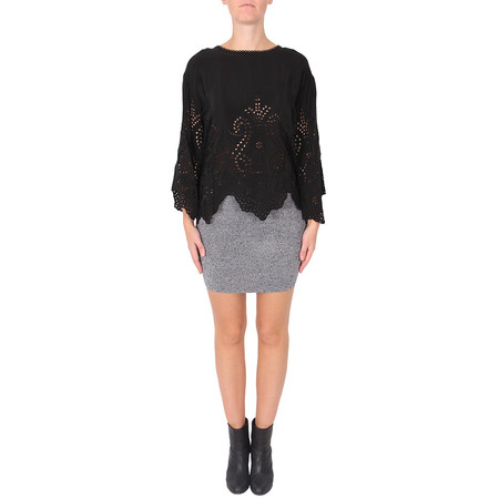 T by Alexander Wang Fitted Pencil Skirt