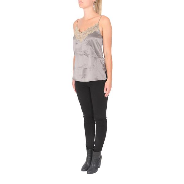 Rag & Bone Izabella Lace Trimmed Camisole