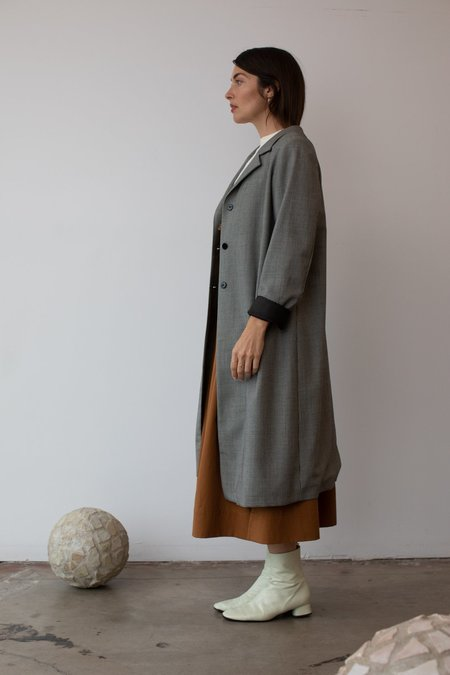 Mixed Business Vintage Agnes B Coat