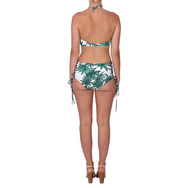 Mara Hoffman Harvest Print Bikini