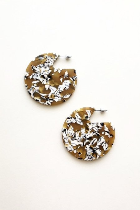 Machete Calico Clare Earrings