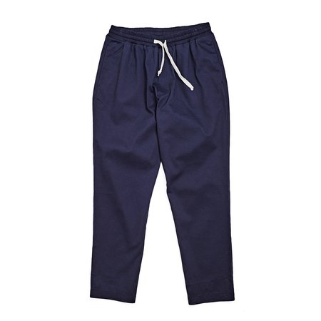 Sunshine Blues Drawstring Pants - CARBON