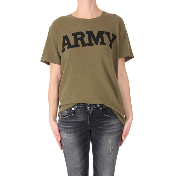 NLST ARMY T-SHIRT - GREEN