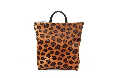 Primecut Backpack - Leopard Print