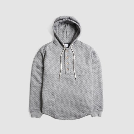 Muttonhead Quilted Camping Hoodie
