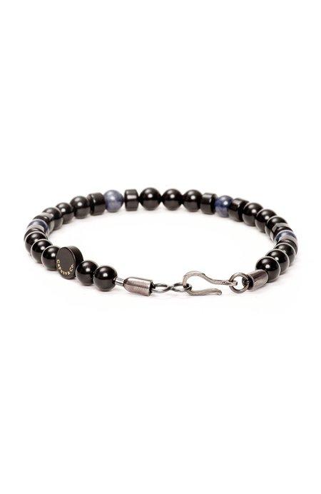 CAPUTO & CO Blue Saphire Wisdom Bracelet - Blue Sapphire