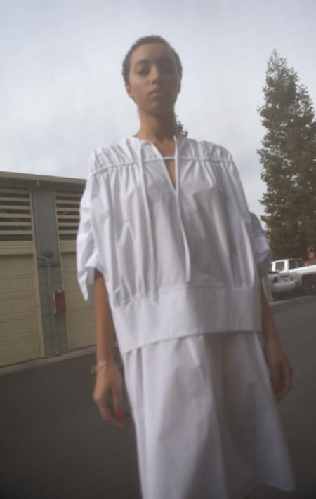 Christian Wijnants Dakira Dress - White