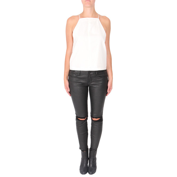 T By Alexander Wang Silk Camisole Top