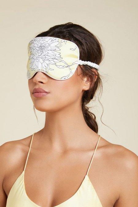 Olivia Von Halle Eyemask - Kira