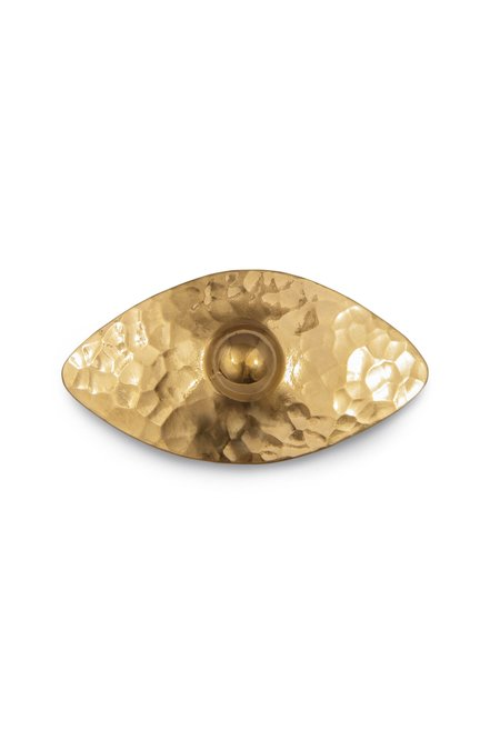 Elppin Large Brooch - Gold