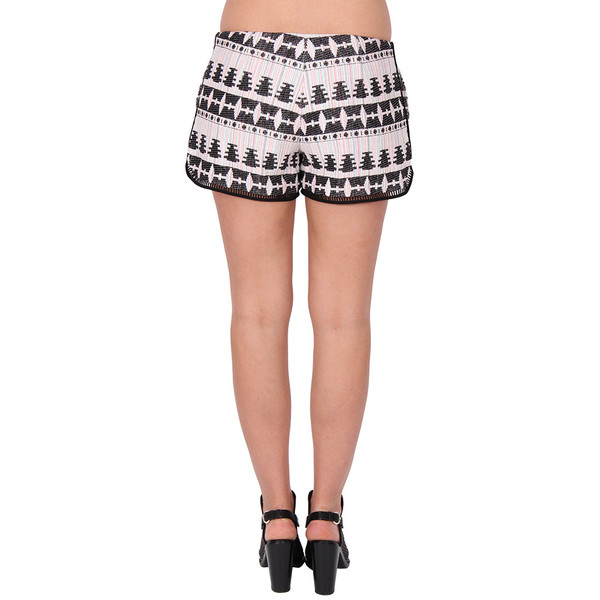 Thakoon Addition Tribal Pattern Shorts