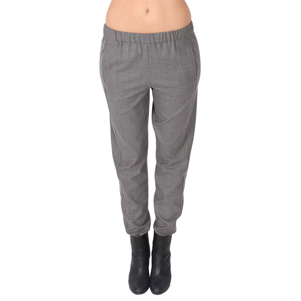 Theory Thorene Pure Flannel Pant