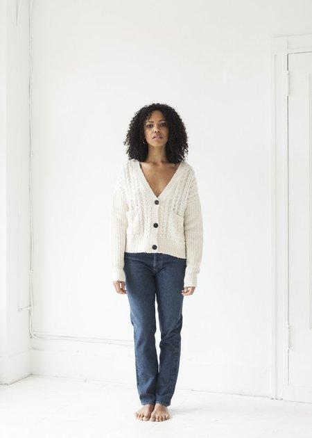 Line Knitwear Abby - Ivory