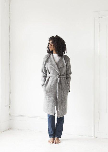 Line Knitwear Andre - Greystone