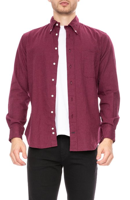 Gitman Bros. Classic Flannel Button Down Shirt