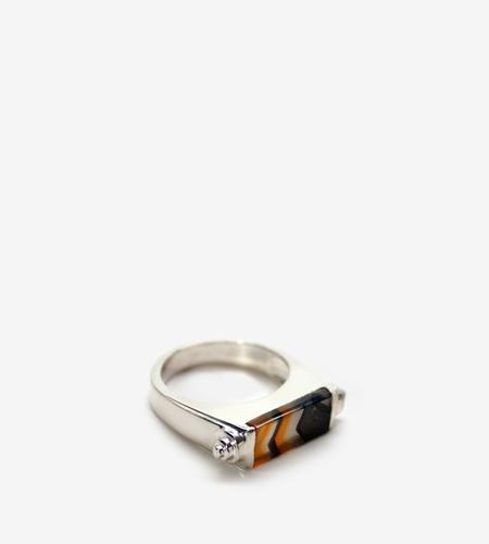 LUZ ORTIZ Nova Agate Ring