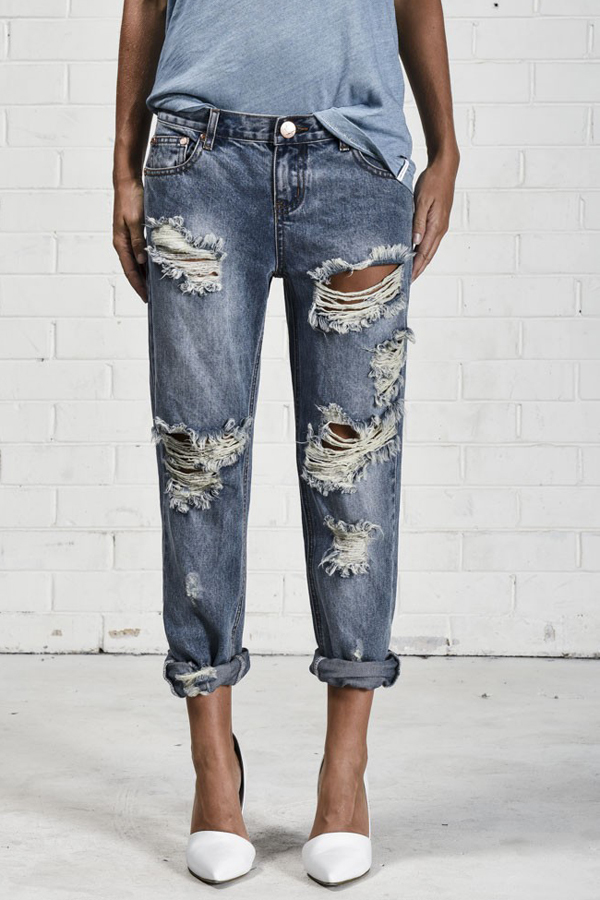 ONE TEASPOON Awesome Baggies Jeans | Dirty Ford