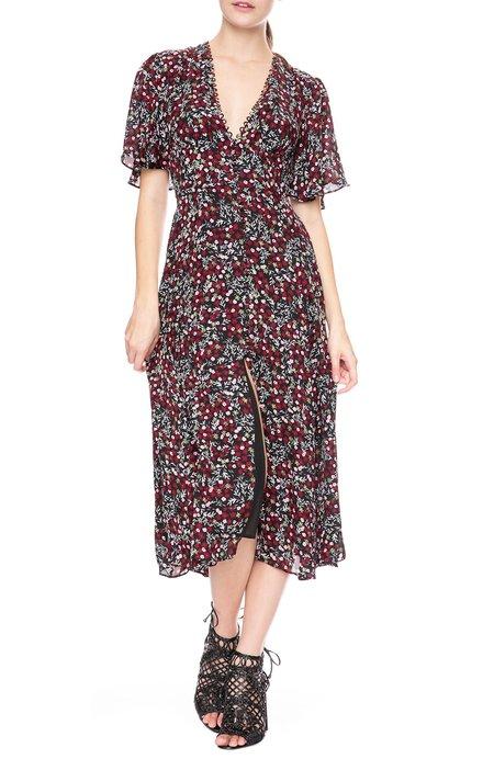 Nicholas Daisy Midi Dress - Floral