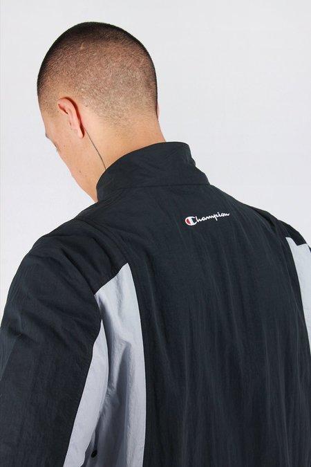Champion Woven Jacket - black/silverstone/white