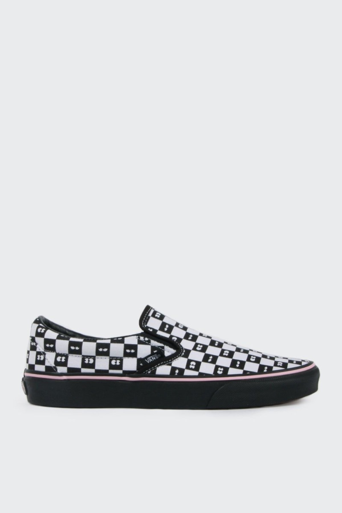 VANS X Lazy Oaf Classic Slip On checkerboardeyeballs