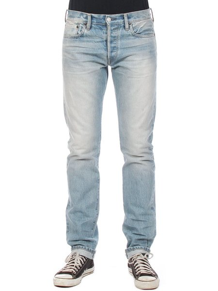 RON HERMAN DENIM Exclusive 01 Slim - Magnolia