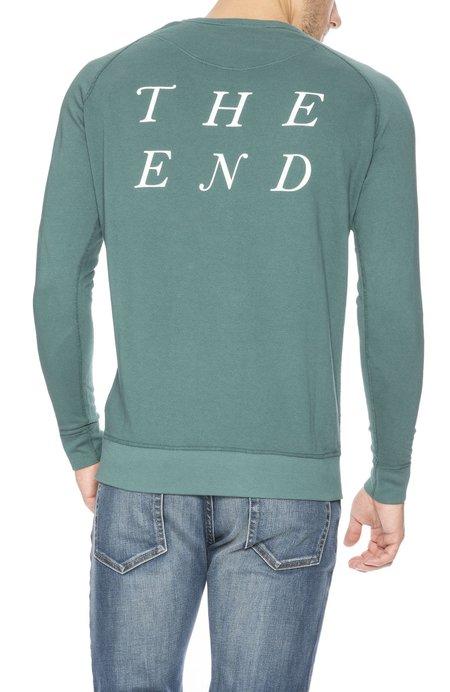 Quality Peoples Fin Crew Neck Sweatshirt