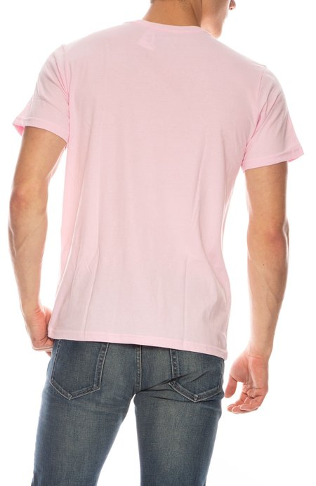 THE ART OF SCRIBBLE Guitarist T-Shirt - PINK