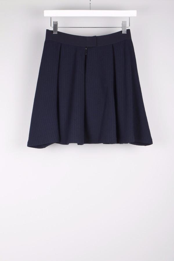 Maison Kitsune Fancy Ribbed Ballerina Skirt