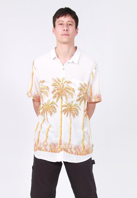Rollas Bon Big Kahuna Shirt - White