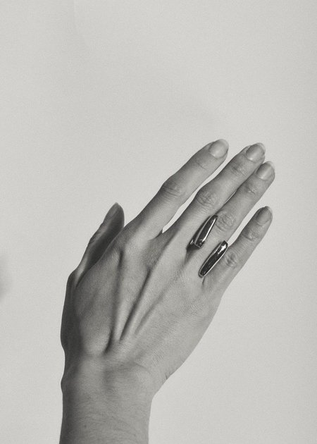 Hernán Herdez Mala Ring - Silver