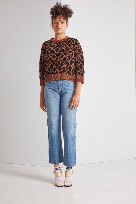 Nanushka Teddy Knit Sweater