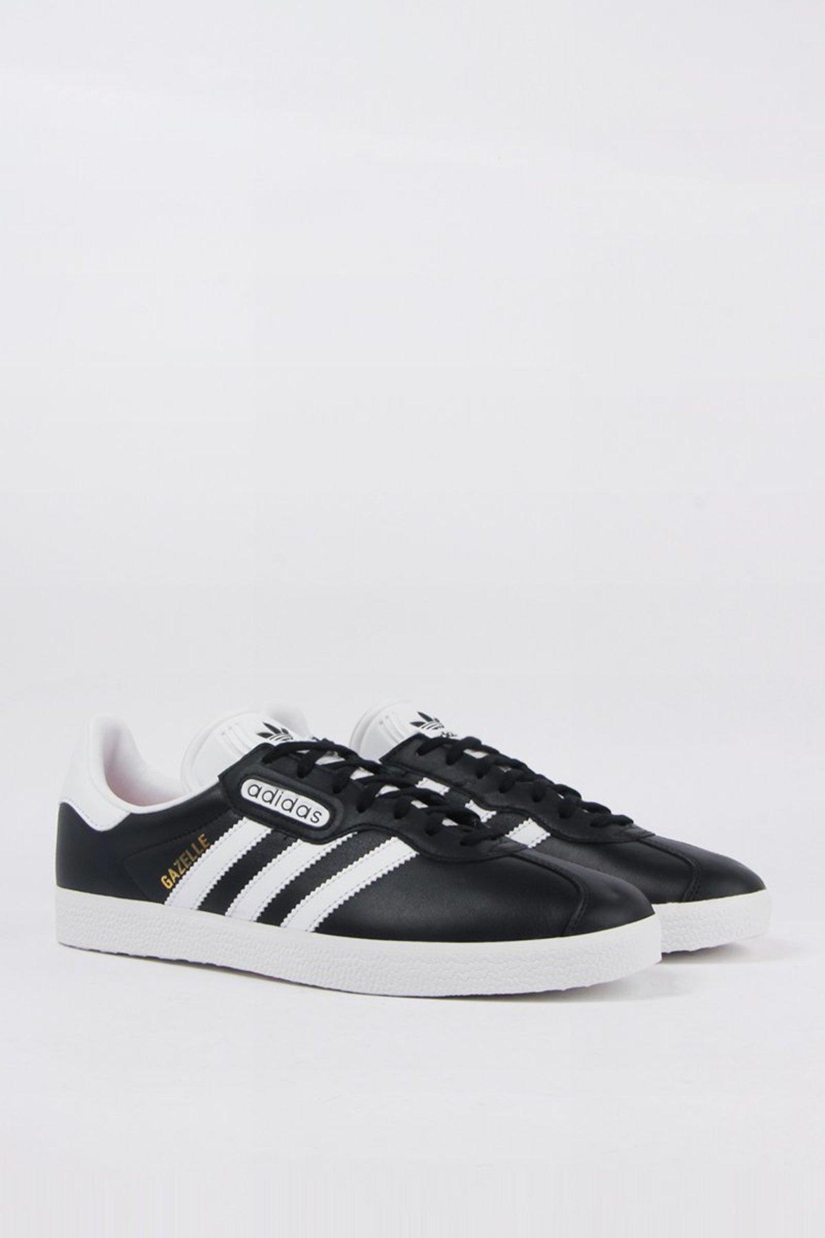 wholesale dealer 98b4e a2d09 Adidas Originals Gazelle Super Essential - Blackwhite