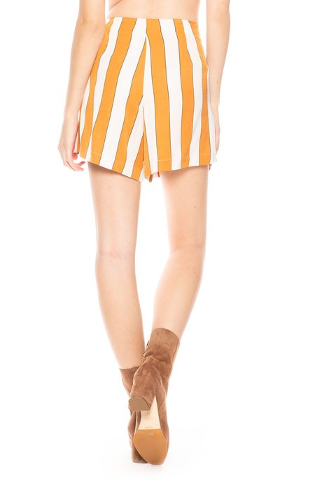 Sancia The Odette Shorts - Sedona Stripe