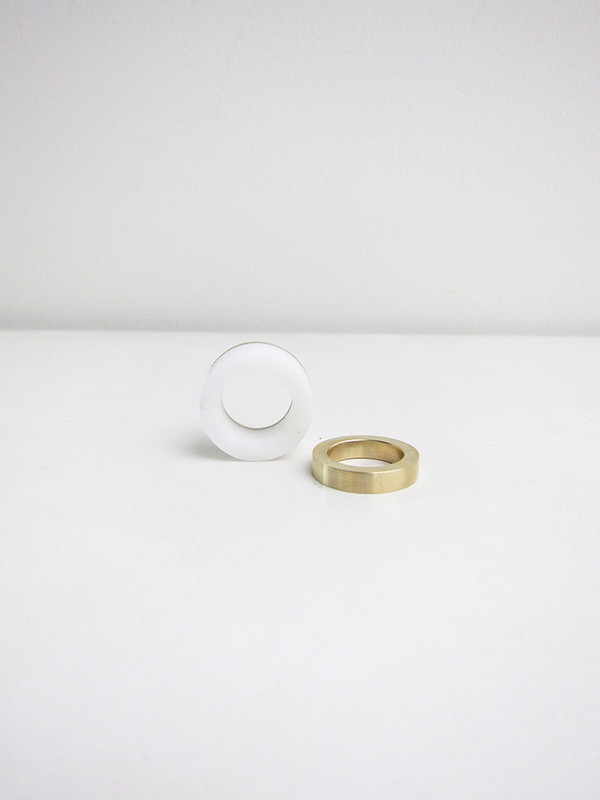 Autoctona The Marble Stack | White