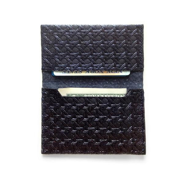 Eayrslee Henry Night Black Wallet