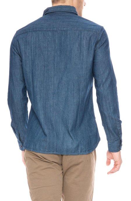 COF Studio Shirt - Rinsed Indigo