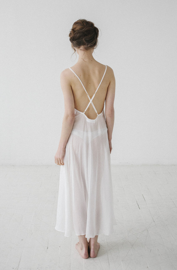 My Vows Long Chemise