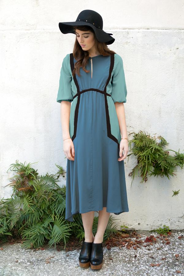 Plante Calla Dress