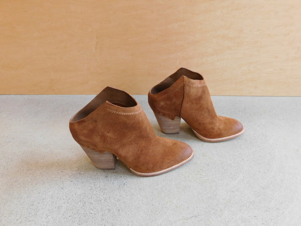 Dolce Vita Haku Bootie in Saddle