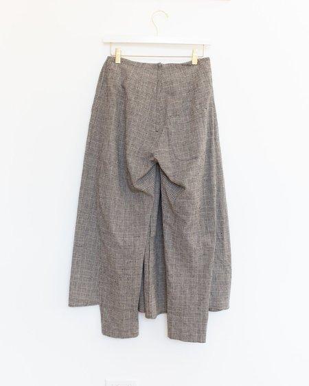 Town Clothes Miller Pant - Glen Plaid