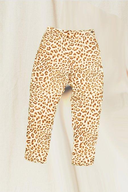 Vintage Escada Cheetah Pant